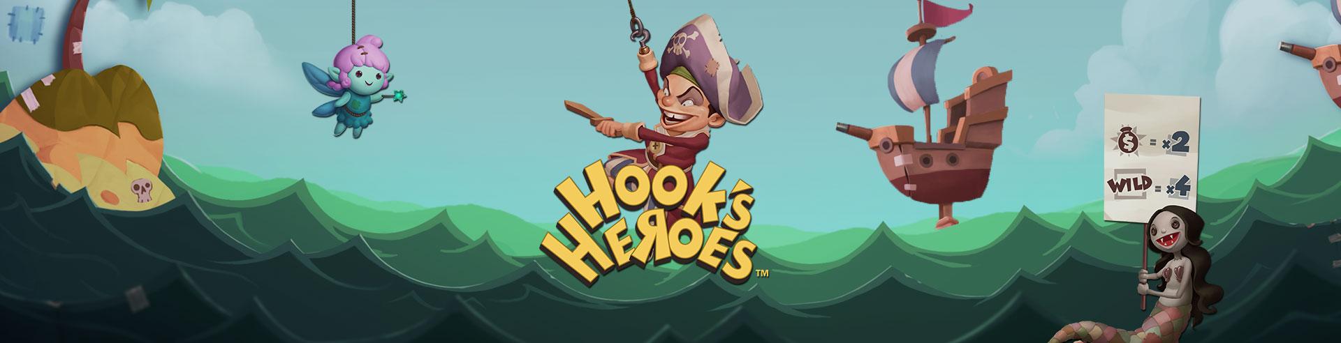 Hooks Heroes Panda